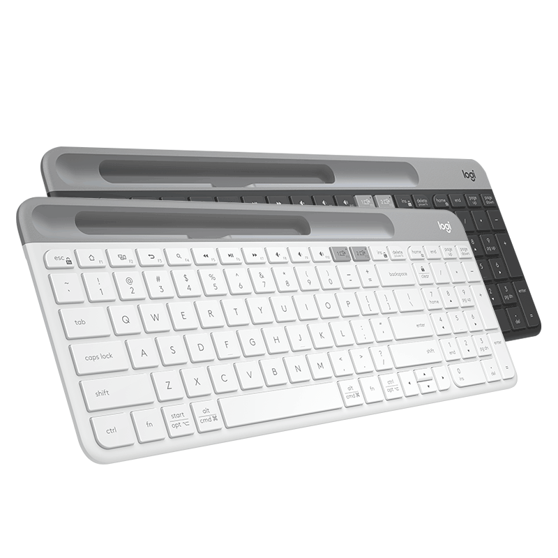 logitech 罗技 K580 无线蓝牙键盘 87键