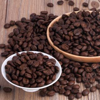 云潞 云南宝山小粒咖啡 培炒咖啡豆 454g