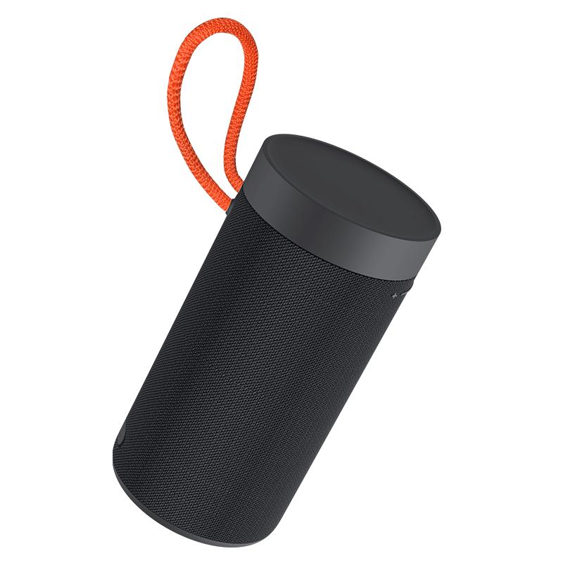 MI 小米 XMYX02JY 便携户外蓝牙音箱 黑色