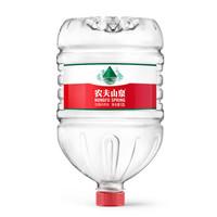 NONGFU SPRING 农夫山泉 饮用天然水 12L 桶装 *2件