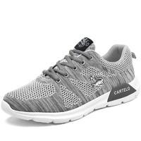 CARTELO KDL2602 男士跑步运动鞋 灰色 41