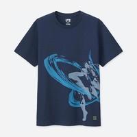 UNIQLO 优衣库 419358 街头霸王印花T恤 S码