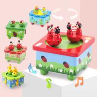 New Classic Toys 儿童音乐八音盒
