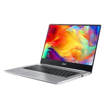 acer 宏碁 蜂鸟FUN 2019款 14英寸 笔记本电脑 (银色、酷睿i5-10210U、8GB、512GB SSD、MX250)