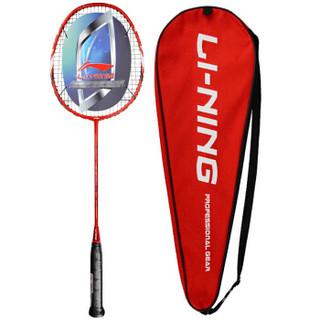 LI-NING 李宁 A880T 羽毛球拍 AYPH044-1 红色