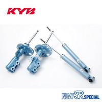 KYB/N 蓝桶 汽车减震器 一套四支 适用于福特福克斯 三厢/两厢