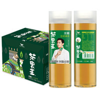 Uni-President 统一 茶里王 日式绿茶 无糖茶 420ML*12瓶 整箱装