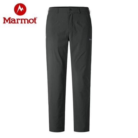 Marmot 土拨鼠 58435 男士商务速干长裤