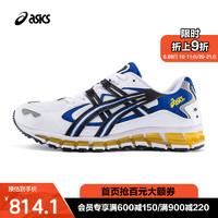 ASICSTIGER GEL-KAYANO 5 360 1021A159 经典复古休闲鞋 (白色、42)