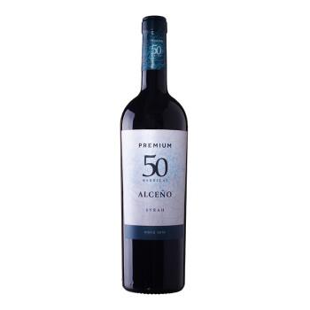 ALCENO 奥仙奴 50 PREMIUM 珍藏红葡萄酒 2018年 750ml