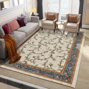 GENTLEMAN DOG 绅士狗 现代简约客厅地毯 1.6*2.3m