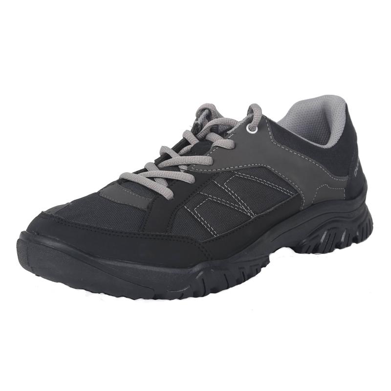 DECATHLON 迪卡侬 男士登山鞋 8242558 蓝灰 39