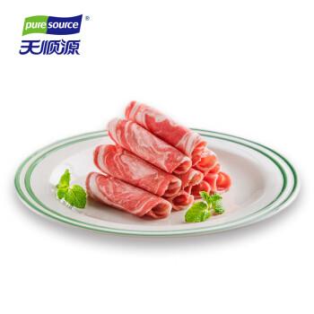 pure source 天顺源  羊肉卷   400g *5件