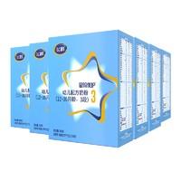 飞鹤(FIRMUS) 星阶优护 幼儿配方奶粉 3段(12-36个月适用)400克*6盒装