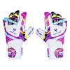 维克利奥(VICLEO)守门员手套成人 门将手套儿童 加厚乳胶防滑 足球比赛训练16Z15000紫色8号