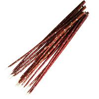 尚龙烧烤签子 新疆红柳加长羊肉串签子 烧烤工具 烤串烤肉烤针 35cm 10支