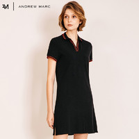 ANDREW MARC 女士polo连衣裙