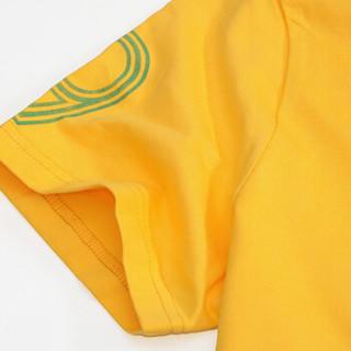 Akseries 1800802 复古针织短袖T恤