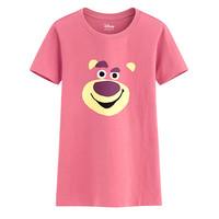 lativ 诚衣 皮克斯系列印花T恤-04-女 (粉色、S)