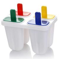 克来比 雪糕模具家用冰棍冰棒冰淇淋冰糕磨具儿童自制制作冻冰块盒 KLB1129