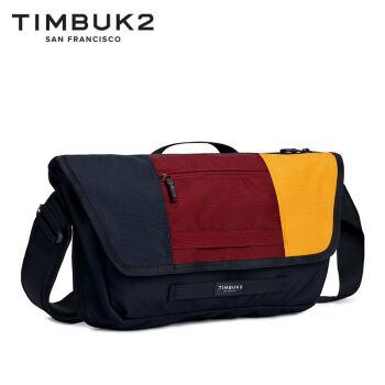 TIMBUK2 天霸 Catapult Sling TKB1704-3-5177 邮差包 黄色/红色