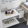 SIVIRO 茜维洛 SSJ-1624-2 衣柜收纳分层隔板浴室置物架柜子伸缩整理架