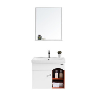 HUIDA 惠达 511-60 浴室柜组合套装 60CM单孔盆