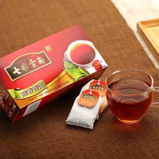 七彩云南 茶叶 普洱茶 普洱茶熟茶 醇香袋泡茶 50g