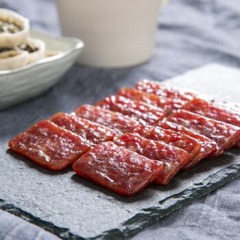网易严选 炭火烤肉 黑椒味 150克