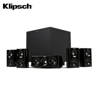 Klipsch 杰士 HDT-600 家庭影院 5.1电视音箱