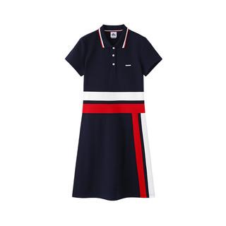 LONSDALE 龍獅戴爾 23622LS5842 女士中長款連衣裙