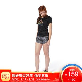 Reebok 锐步 FSK11 女子短袖T恤