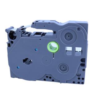 威标(weilabel)XD-231 白底黑字、12mm*8米