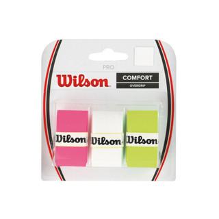 威尔胜 Wilson 网球拍吸汗带 干性防滑带吸汗专业网球配件 WRZ401500