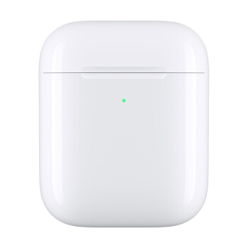 Apple 苹果  AirPods 无线充电盒 白色