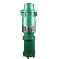 沪大QY65-7-2.2油浸泵2.2KW电压380v 国标铜线口径4/100