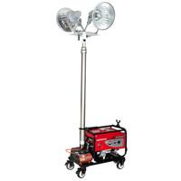 虎光 便携式升降应急投光灯 FL-SXT2000A 2*400W HPS气体放电或MH气体