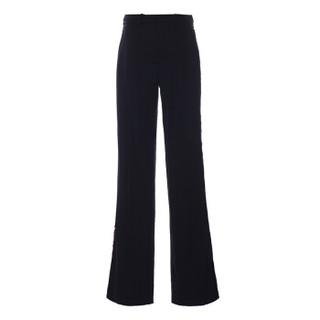 PORTS1961女士裤子 黑色