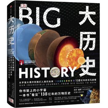 百亿补贴 : 《DK大历史:从宇宙大爆炸到我们人类的未来,138亿年的非凡旅程》