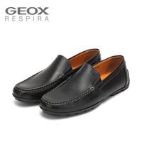 GEOX 健乐士 U1144V00039 男士商务休闲鞋