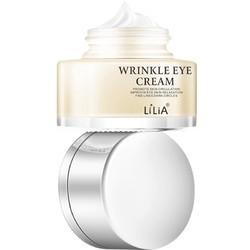 LiLiA 抚纹修护眼霜 20g(眼膜1片+面膜1片+眼霜小样)