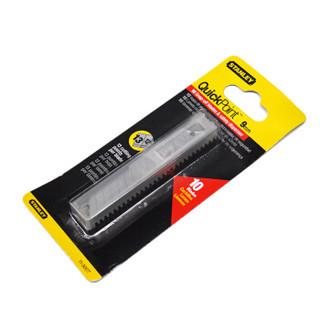 史丹利(STANLEY)美工替换刀片25mm(x10) 11-325-0-22