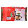 日清( Nissin )速冻豚骨风味拉面 3包装 原装进口 面条 585g/袋