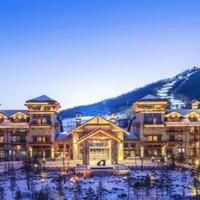 雪季平日周末通用!长白山凯悦酒店 凯悦客房2晚(含2份早餐+晚餐+接送机+滑雪+水乐园+室外泡池)