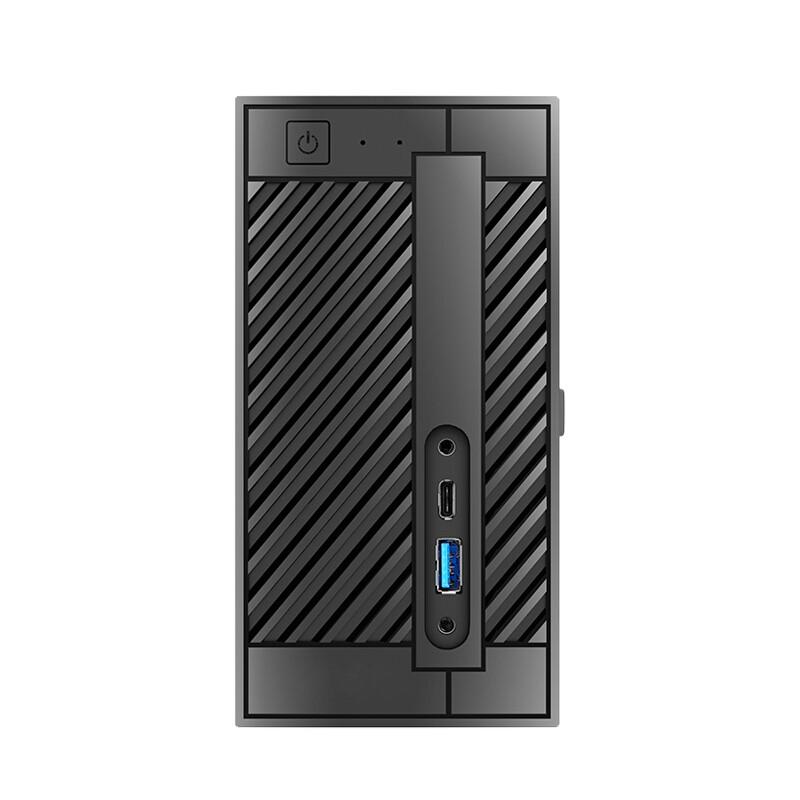 Haier 海尔 云悦mini N-S78 迷你台式电脑主机(i5-9400、8G、256G、 双频WIFI、Win10)