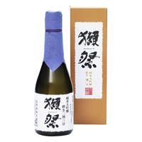 日本直邮 獭祭 纯米大吟酿23 二割三分 300ml/瓶 礼盒装