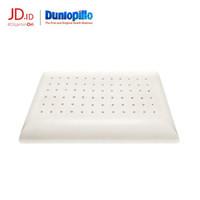 Dunlopillo 邓禄普 印尼原装进口天然乳胶枕 平枕-自然
