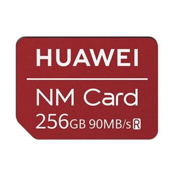 华为(HUAWEI)华为NM存储卡 256G支持mate20系列P30系列