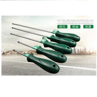 ChangLu CL505112 长鹿工具 工业级抗油梅花螺丝刀6x150 T30