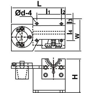 德国赛特(Exact)锁力座 85106056W:150